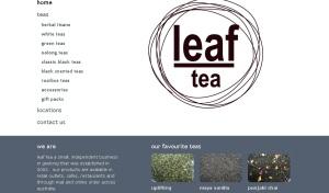 leaf tea ccd